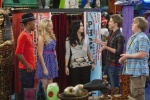 BRANDON MYCHAL SMITH, TIFFANY THRONTON, DEMI LOVATO, STERLING KNIGHT, DOUG BROCHU