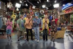 ALLISYN ASHLEY ARM, DOUG BROCHU, BRANDON MYCHAL SMITH, STERLING KNIGHT, TIFFANY THORNTON, DEMI LOVATO