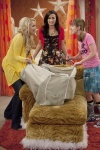 TIFFANY THORNTON, DEMI LOVATO, ALLISYN ASHLEY ARM
