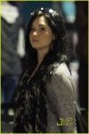 Demi Lovato goes to 'The Cheesecake Factory' for dinner.