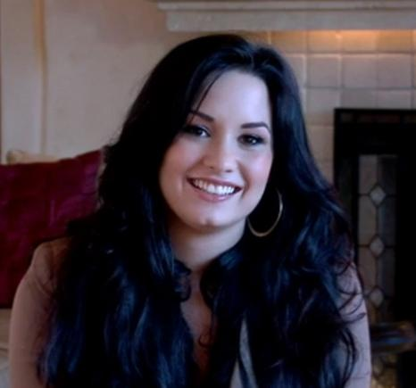 "demi lovato 2011 pics. you,"" Demi Lovato wrote."
