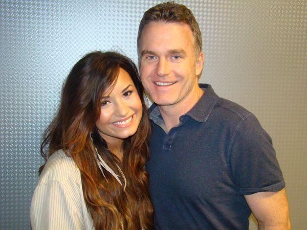 Demi Lovato On U0027Valentine In The Morningu0027