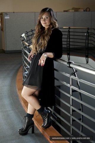 Demi Lovato Self Magazine Outtakes