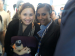 demi-with-a-fan-arriving-in-venezuela-and-meet